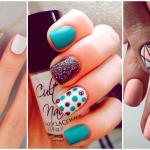 Ejemplos De Como Pintar Las Uñas Con Diseños