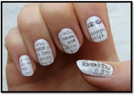 como hacer decoraciones de uñas