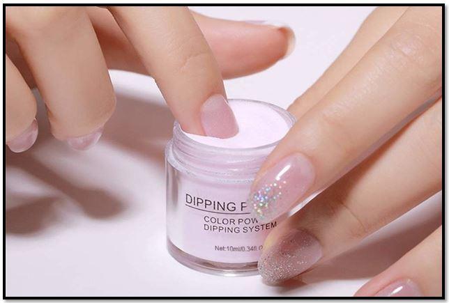 técnica dipping powder