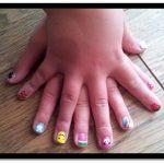 Como Pintar Uñas De Niñas Facil Y Rapido