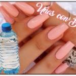 Como Hacer Uñas De Plastico De Botella Paso A Paso